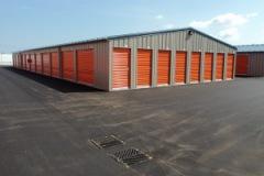 Drive Up Storage Buildings