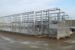 Interior Unit Storage Buildings